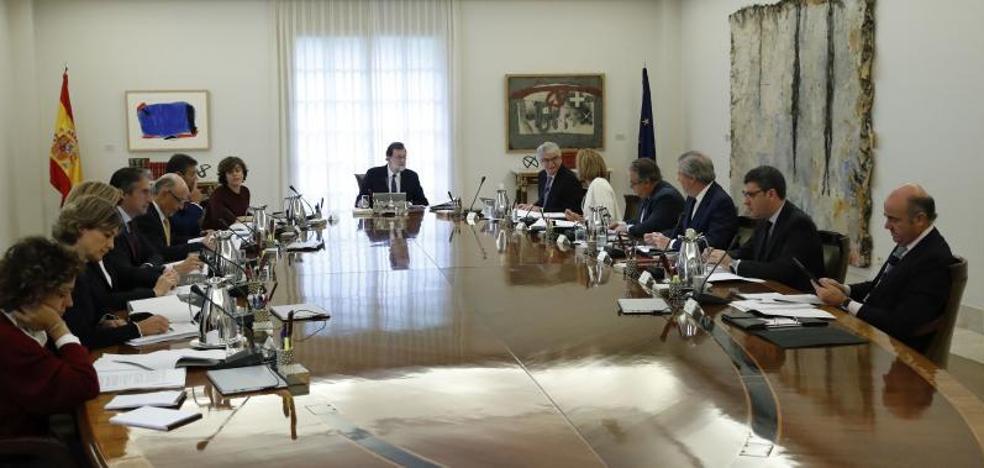 Las cuatro razones del Gobierno para aplicar el artículo 155 en Cataluña