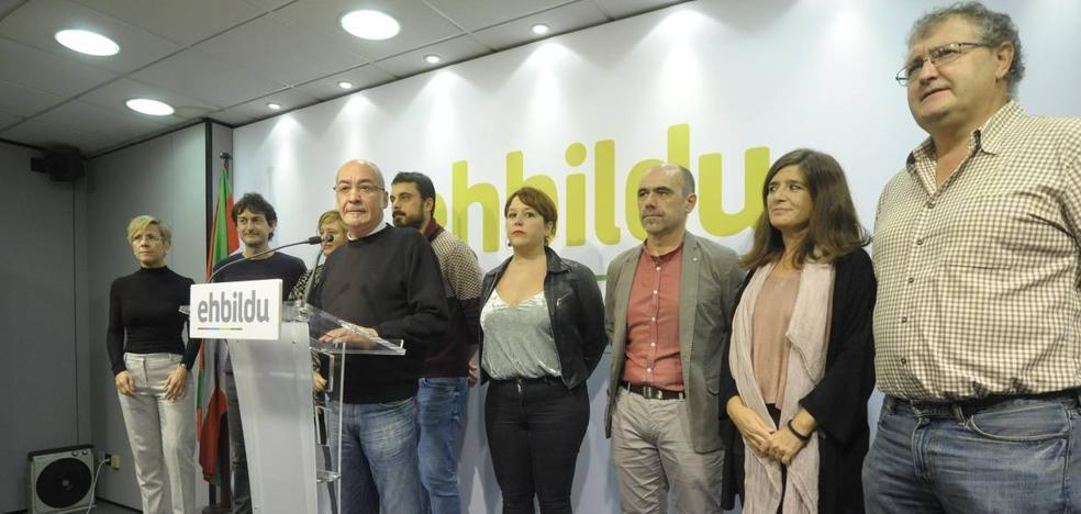 Los exdiputados forales de Bildu niegan irregularidades en GHK durante su mandato