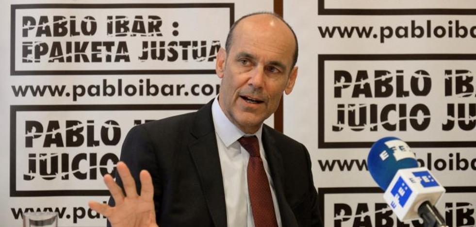 El abogado de Ibar lo ve «muy esperanzado» de ser absuelto en el nuevo juicio
