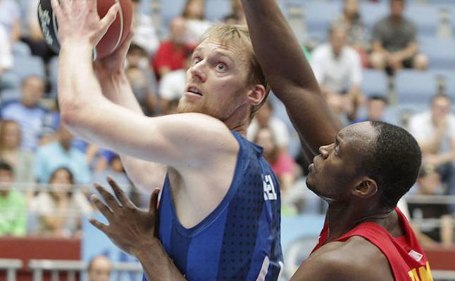 Henk Norel encabeza cinco estadísticas de la ACB
