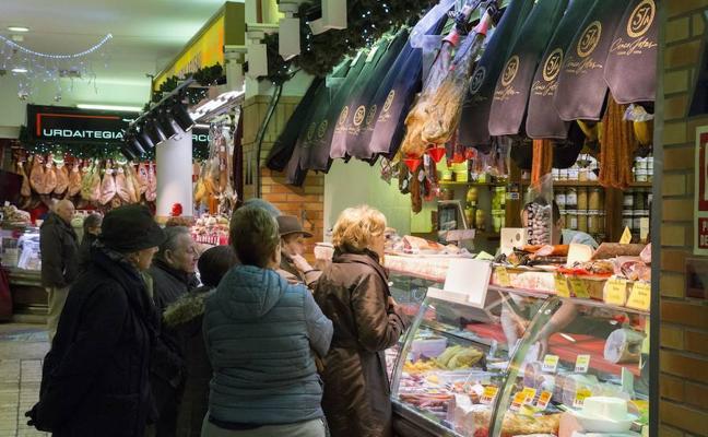 La campaña de Navidad generará en Euskadi 19.450 contratos, un 14,4 % más que el pasado ejercicio