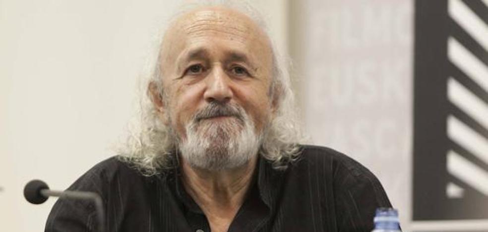 Montxo Armendáriz recibe hoy en Pamplona el Premio Eusko Ikaskuntza