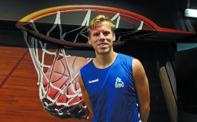 El pistolero del Gipuzkoa Basket