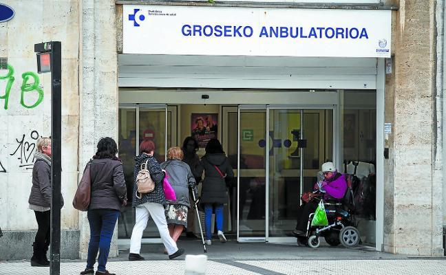 260 médicos vascos se unen para denunciar la «precariedad» de la atención primaria