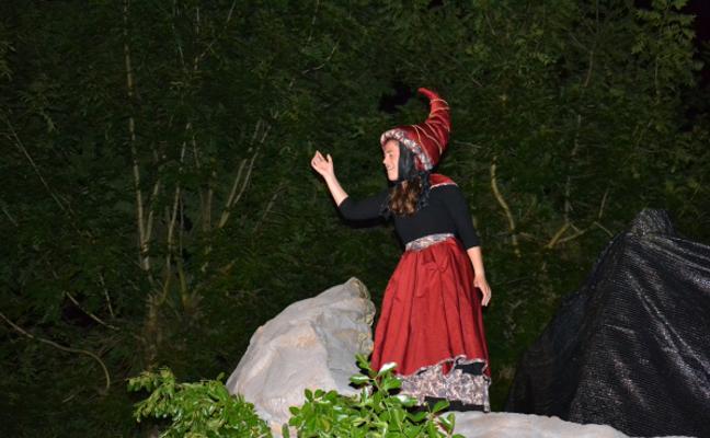 Ataun organiza el I Mitoaldia con los cuentos recogidos por Barandiaran