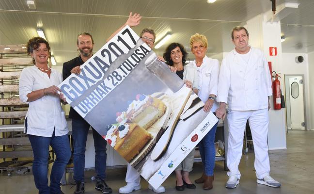 Nueva edición de la feria del dulce Tolosa Goxua este sábado