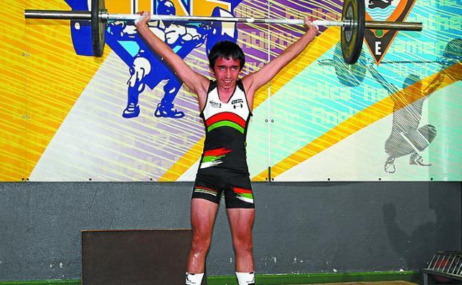 Kortajarena batió seis récords de Euskadi en Zarautz