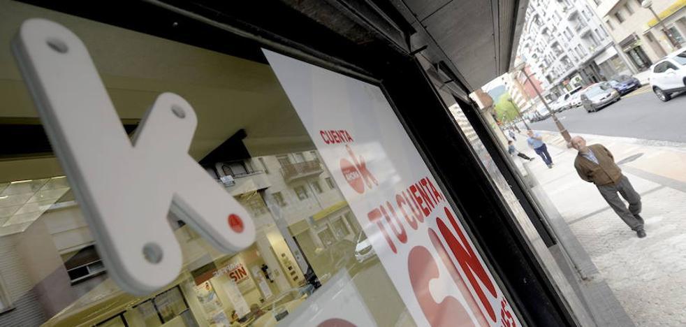 Kutxabank gana 230,8 millones de euros en el tercer trimestre, un 21,3% más que el año pasado