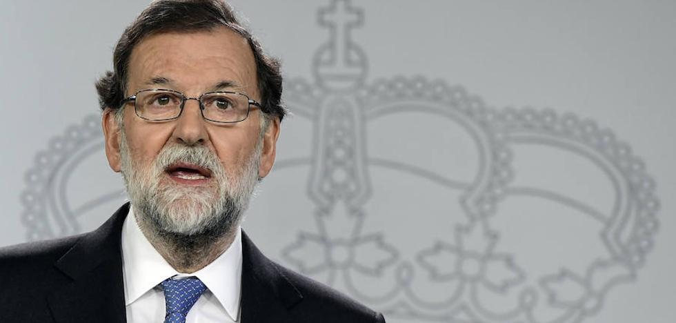 Rajoy disuelve el Parlament y convoca elecciones en Cataluña el 21 de diciembre