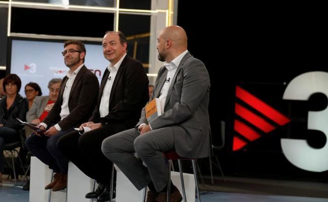 El PP acepta la enmienda del PSOE para renunciar al control de TV3