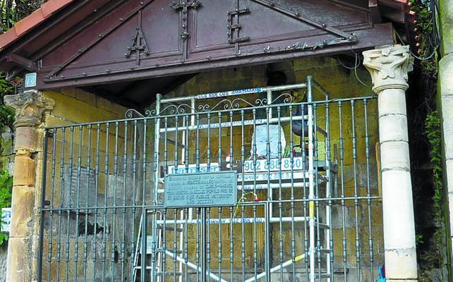 Restauran el Humilladero de La Piedad del casco antiguo de Donibane