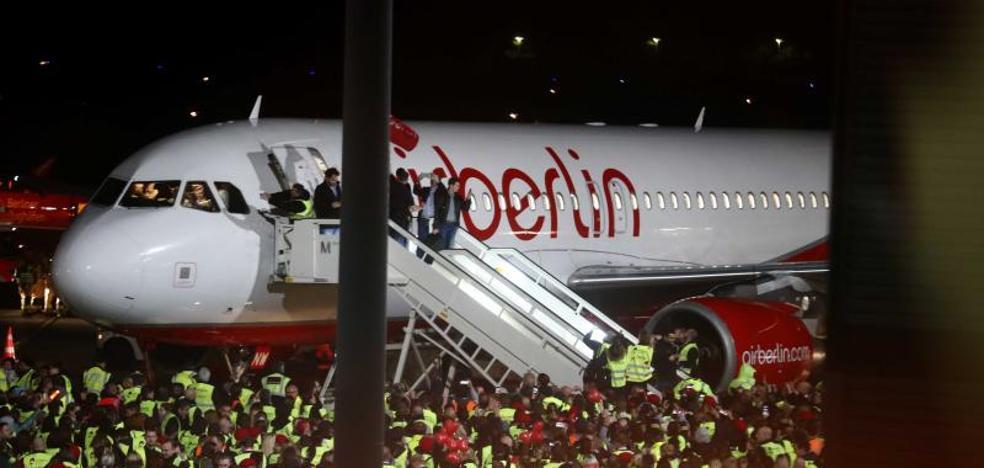 Air Berlin deja de volar tras 38 años surcando los cielos