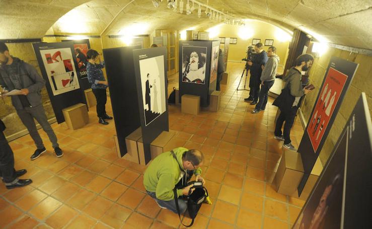 Exposición sobre Dracula en San Sebastián
