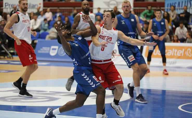 El GBC cierra con una derrota ante el Bilbao Basket un gran primer mes en la ACB