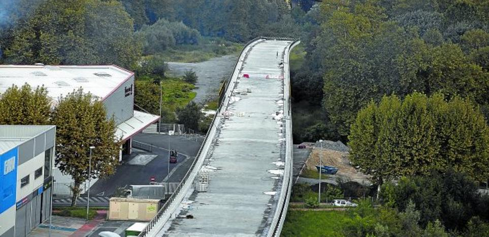 El Gobierno Vasco reduce a la mitad el presupuesto que se destinará al TAV en 2018