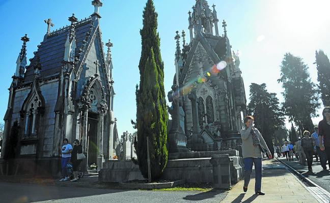 El Plan Especial de Polloe protegerá 469 tumbas de interés histórico-artístico