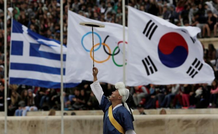 Cuenta atrás para los Juegos Olímpicos Pyeongchang 2018