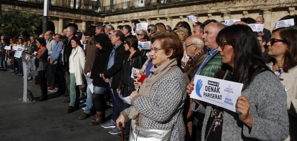El Foro Social dice que la manifestación de París será «el Luhuso de los presos»