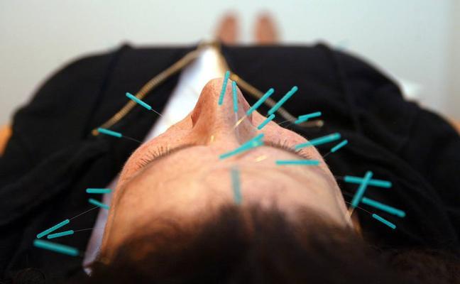 El robot que sustituye el pulso del acupuntor