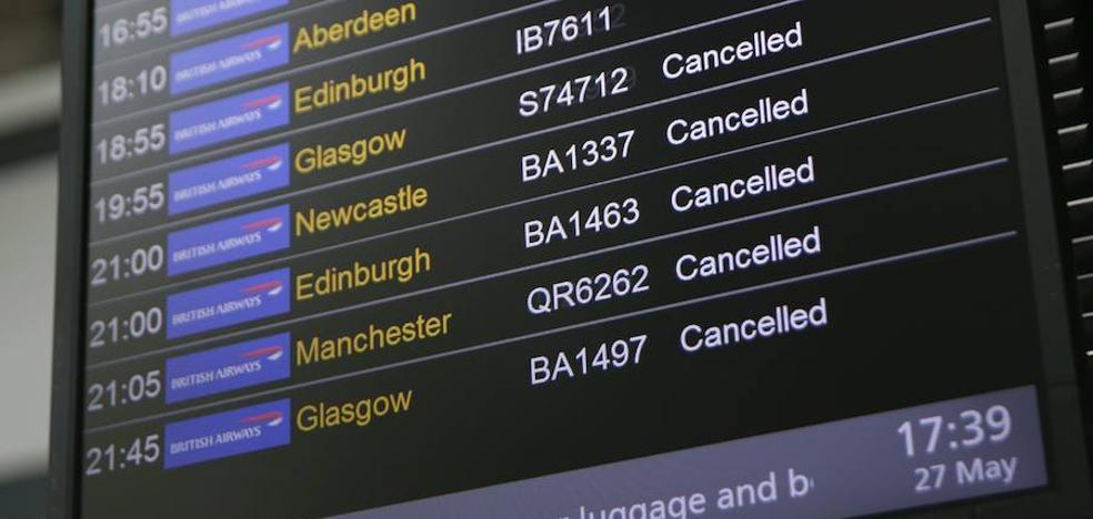 Las aerolíneas descartan el caos turístico tras el 'Brexit'
