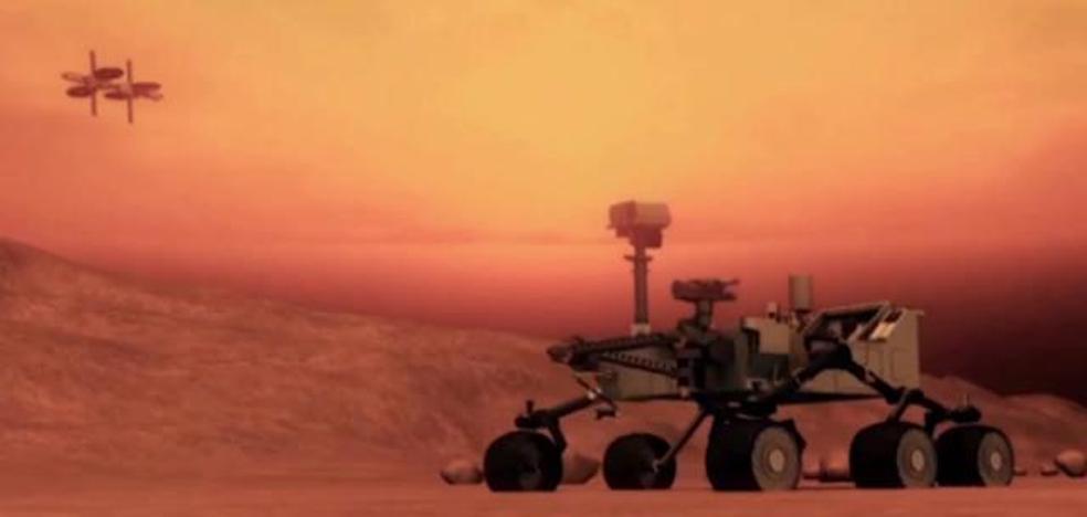 Así será el próximo rover de la misión Mars 2020 de la NASA