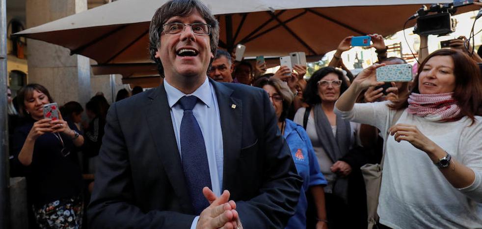 Puigdemont se entregará a la justicia belga y buscará evitar la extradición