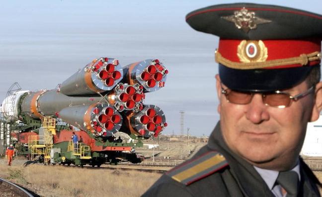 Rusia investiga por corrupción al fabricante de los cohetes Soyuz