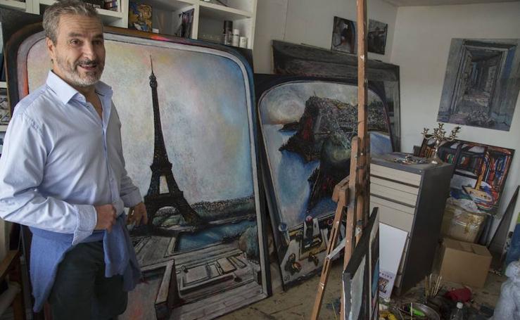 Eduardo Chillida, a la conquista de París