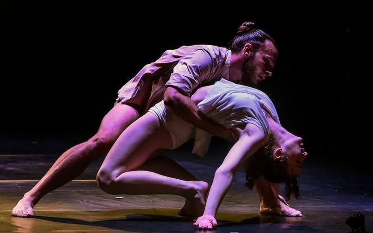 La compañía de baile israelíes Kibbutz Contemporary Dance Company en Colombia