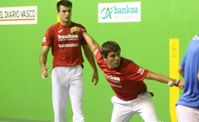 Anso y Sánchez encuentran la manera
