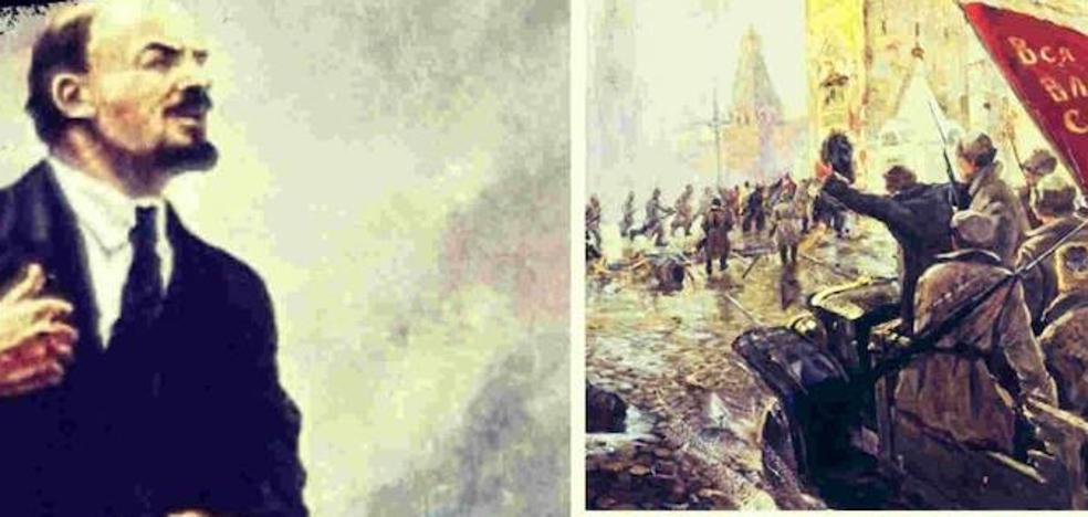 La Revolución Rusa cumple cien años