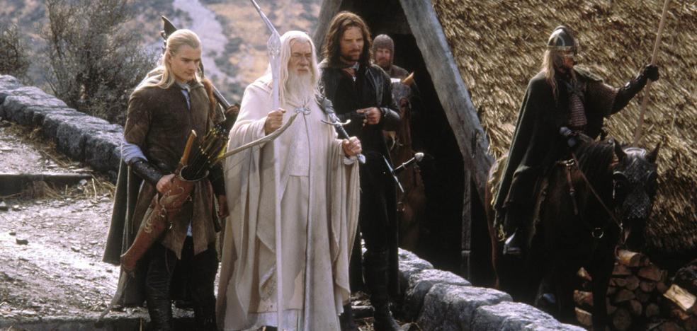 Amazon y Warner Bros. negocian para convertir 'El señor de los anillos' en una serie