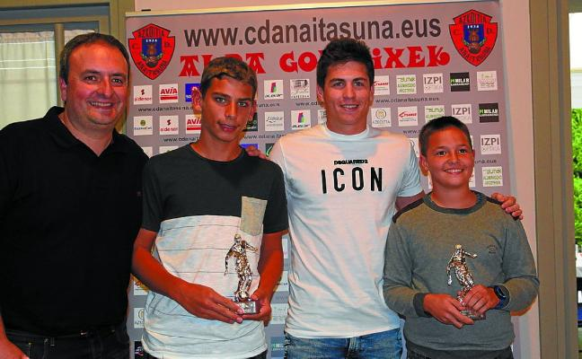 Igor Zubeldia se mantiene como candidato a los premios Fútbol Draft 2017