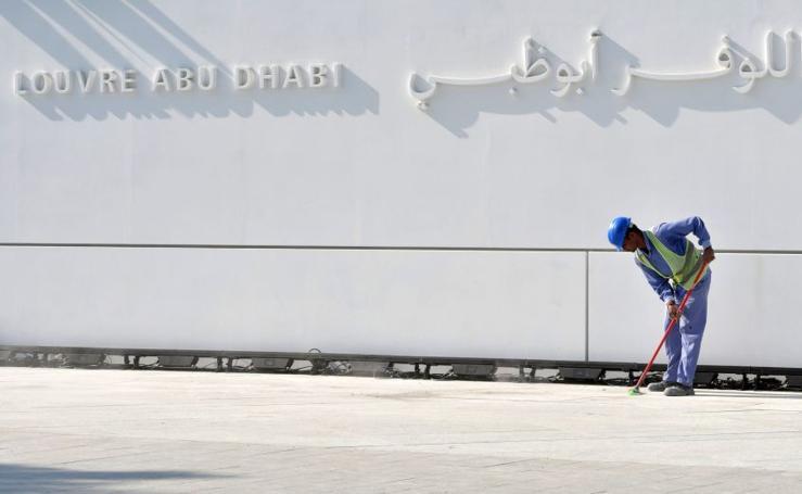 Abu Dhabi abre su propio Louvre