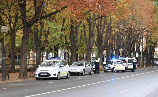A prisión tres de los cinco acusados de abusar y robar a una joven en Vitoria