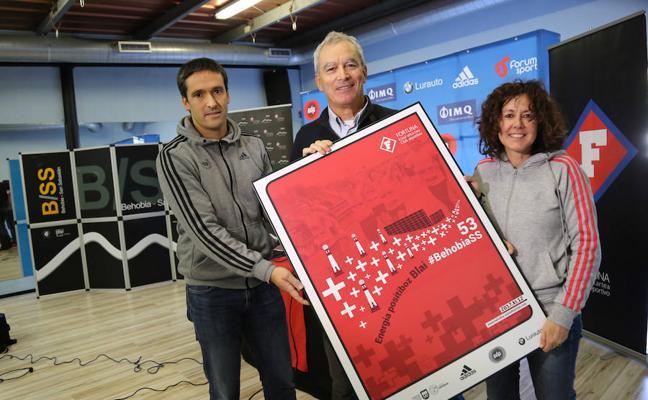 La Behobia - San Sebastián se estabiliza en los 31.000 atletas