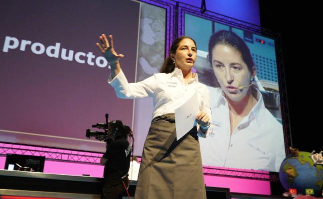 Elena Arzak, distinguida en los I Premios Gastronomía en Femenino