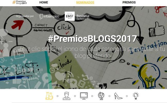 Se presenta la I edición #PremiosBlogs2017
