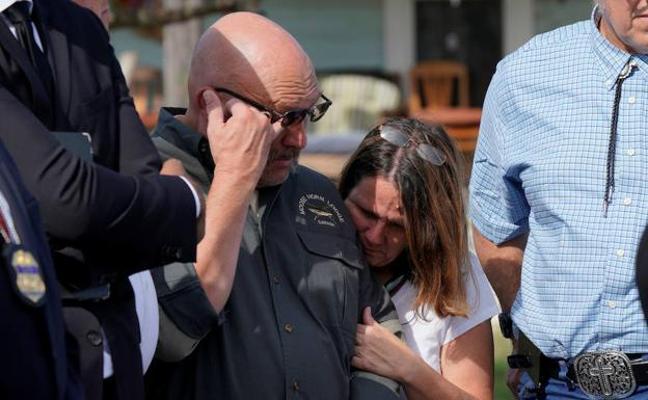 Más de diez niños y una embarazada, entre las víctimas del tiroteo de Texas