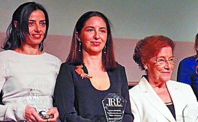 Elena Arzak, premio a la mejor trayectoria