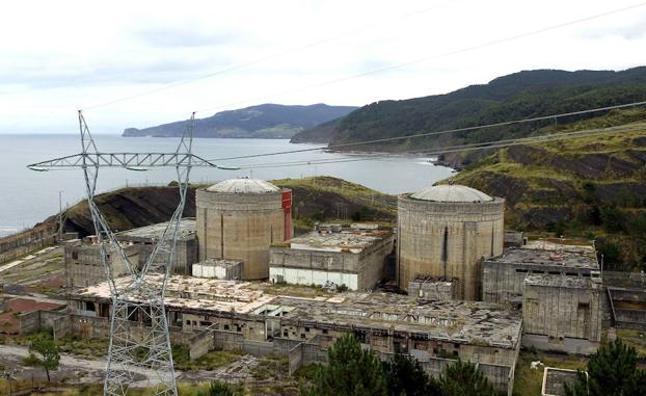 La antigua central nuclear de Lemoiz se convertirá en una piscifactoría