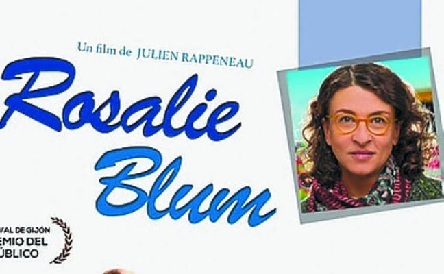 Butak 21 proyecta mañana la película 'Rosalie Blum', de Julian Rappeneau