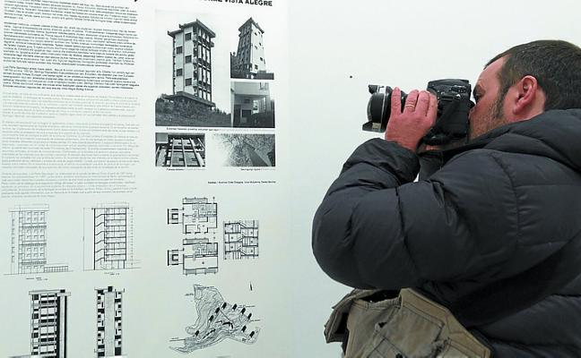 La huella del 'brutalismo' en Gipuzkoa