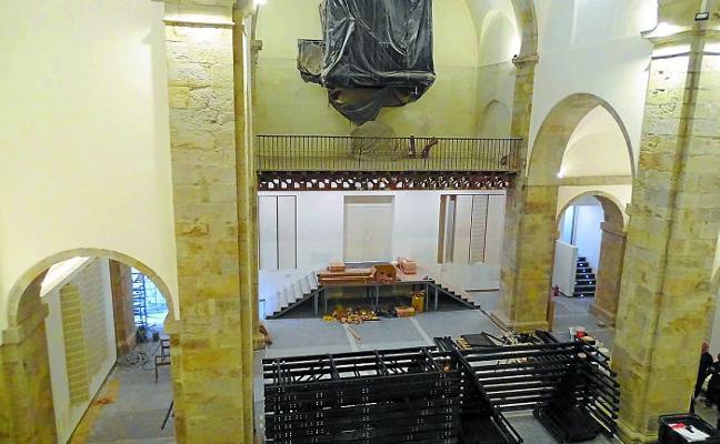 Seminarixoa es el nombre elegido para la nueva sala de usos múltiples