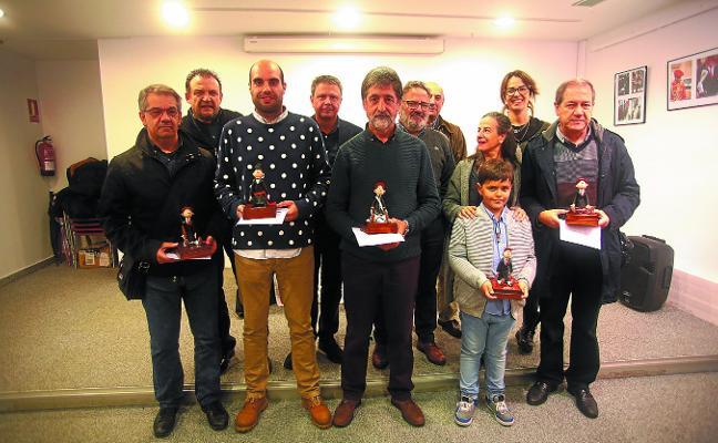 Joel Iglesias gana el concurso Quique Escalante con 'Alarde entre charcos'