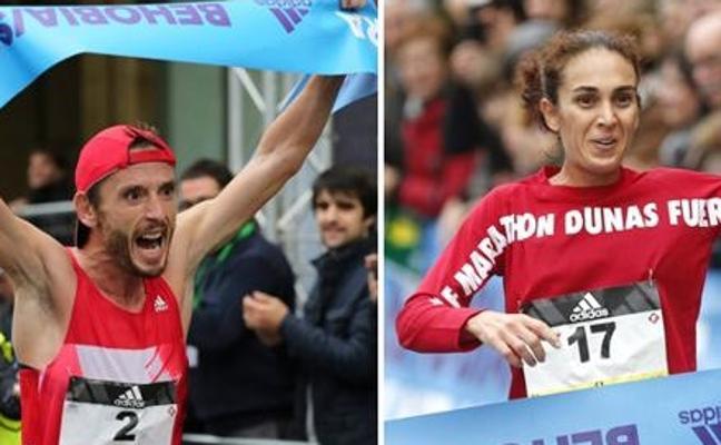 Conoce a los ganadores de la Behobia - San Sebastián