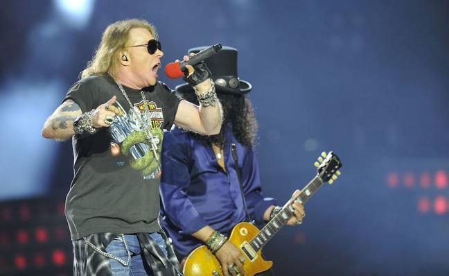 Guns N' Roses, cabeza de cartel del Download Festival de Madrid