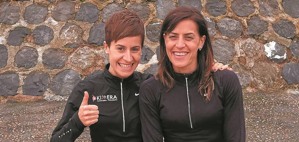 Las hermanas Guerrero, apuestas de Gipuzkoa