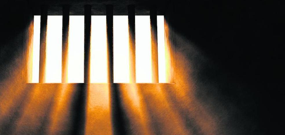el primer día en la cárcel