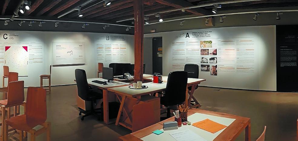 Diseñar el nuevo museo marítimo